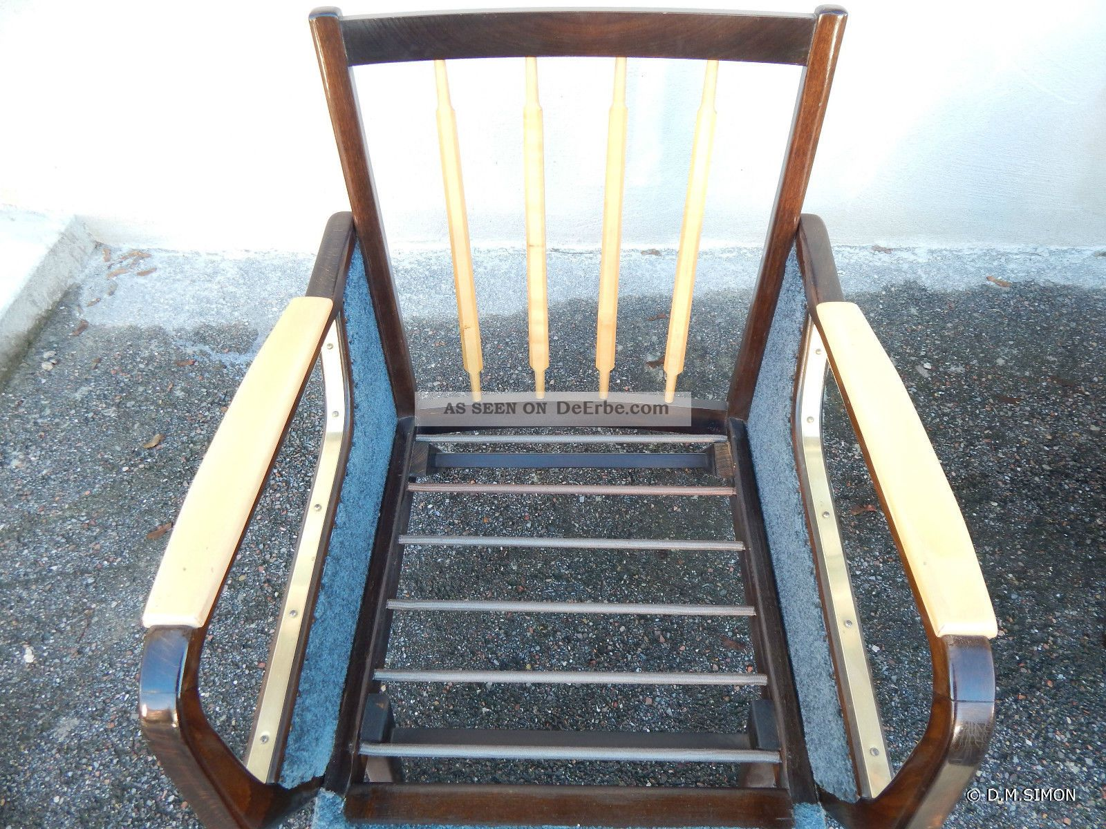 Sessel Easy Chair Lounge 50er Jahre Mid Century