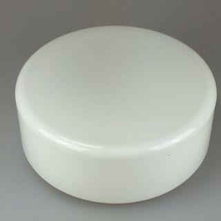 50er 60er Jahre Lampe Wall Lamp Leuchte Wandlampe Plafoniere Milchglas Bauhaus Bild