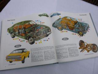 Adac Autobuch Reich Illustriertes Nachschlagewerk 1976 - Ratgeber Rund Ums Auto Bild