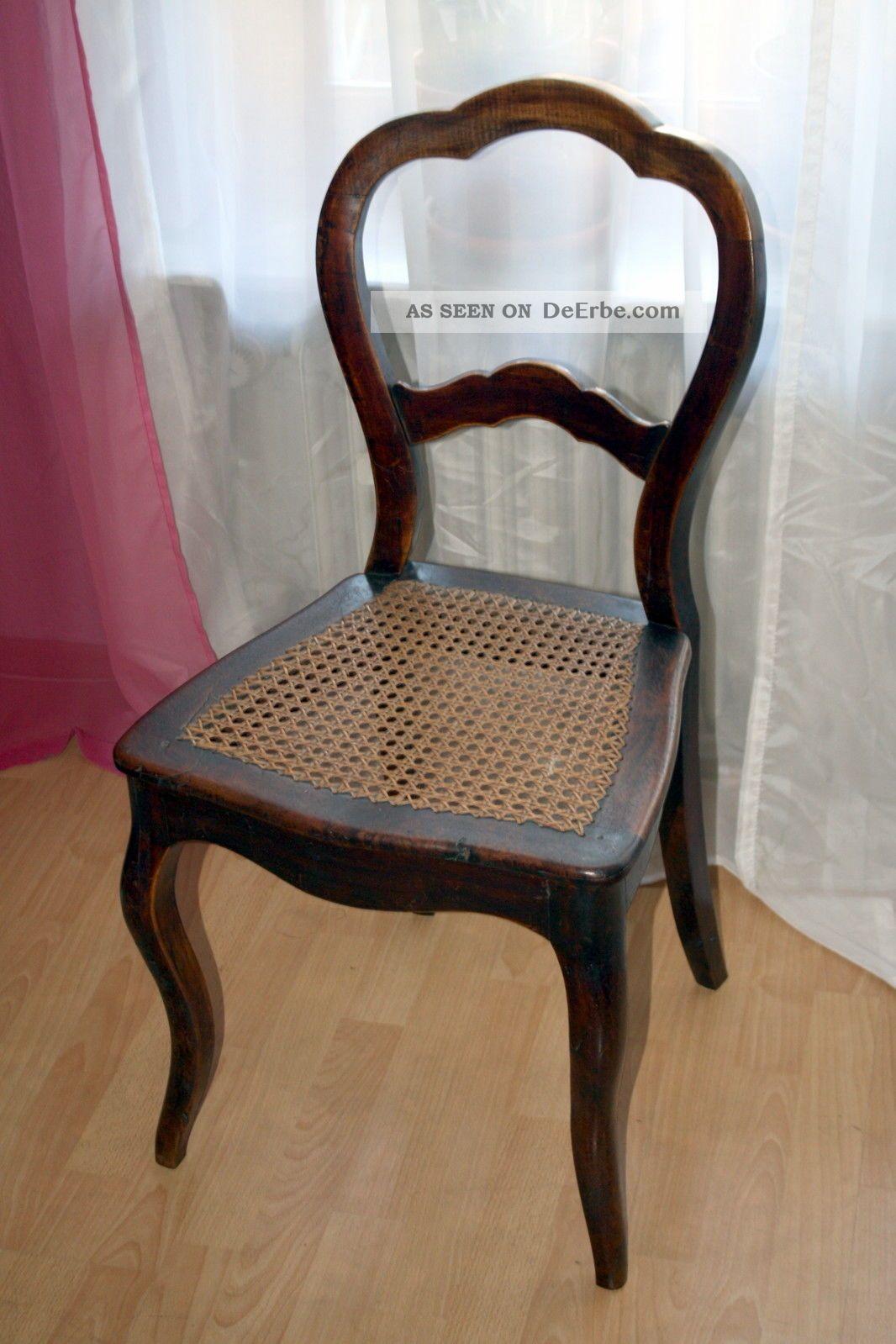 Stuhl antik louis philippe stuhl buche dunkel for Stuhl buche