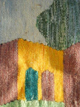 Kelim - Ägyptischer Webteppich - Handarbeit Wolle Bild