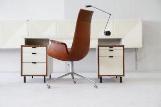 Hans Gugelot Schreibtisch Desk Like Rams Frühen 50th M125s Bofinger Klassiker Bild