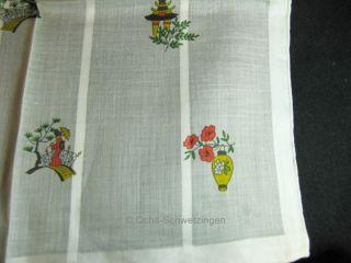 Taschentuch Japan - Seide - Sammlerstück (02) Bild