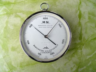 Präzisionsbarometer Spezial - Barometer Für U - Boote Phbn Naudet Von 1963 Bild