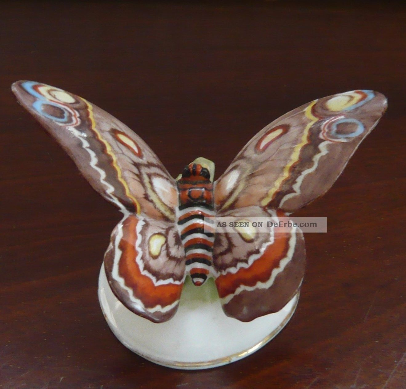 """Zauberhafte Porzellanfigur """" Rosenthal Schmetterling"""