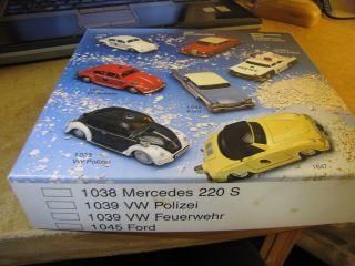 Micro - Racer Baukasten - Model 1048 - Opel Gt Bild