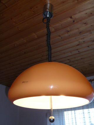 Designer Deckenlampe Deckenleuchte Von Harvey Guzzini,  Pendent Light Lamp Bild