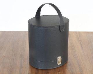 Hut - Schachtel - Koffer Kunst - Leder Zylinder Hat - Box Carton à Chapeau Sombrerera Bild