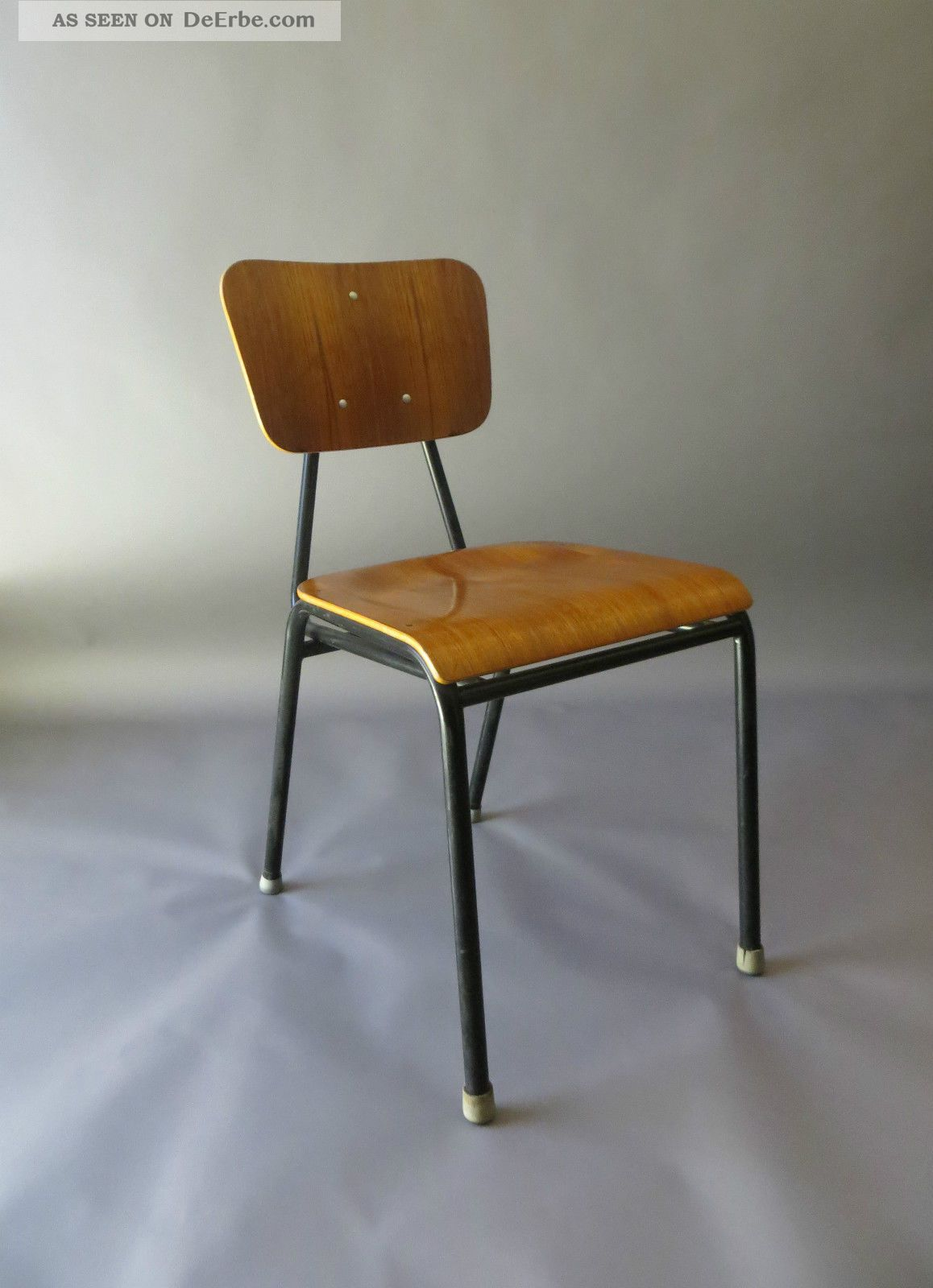 Vintage danish werkstatt stuhl industrie design fabrik for Stuhl design 60er
