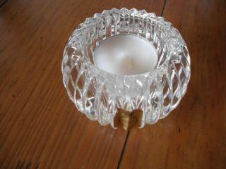 Windlicht Kerzenhalter Bleikristall Bild