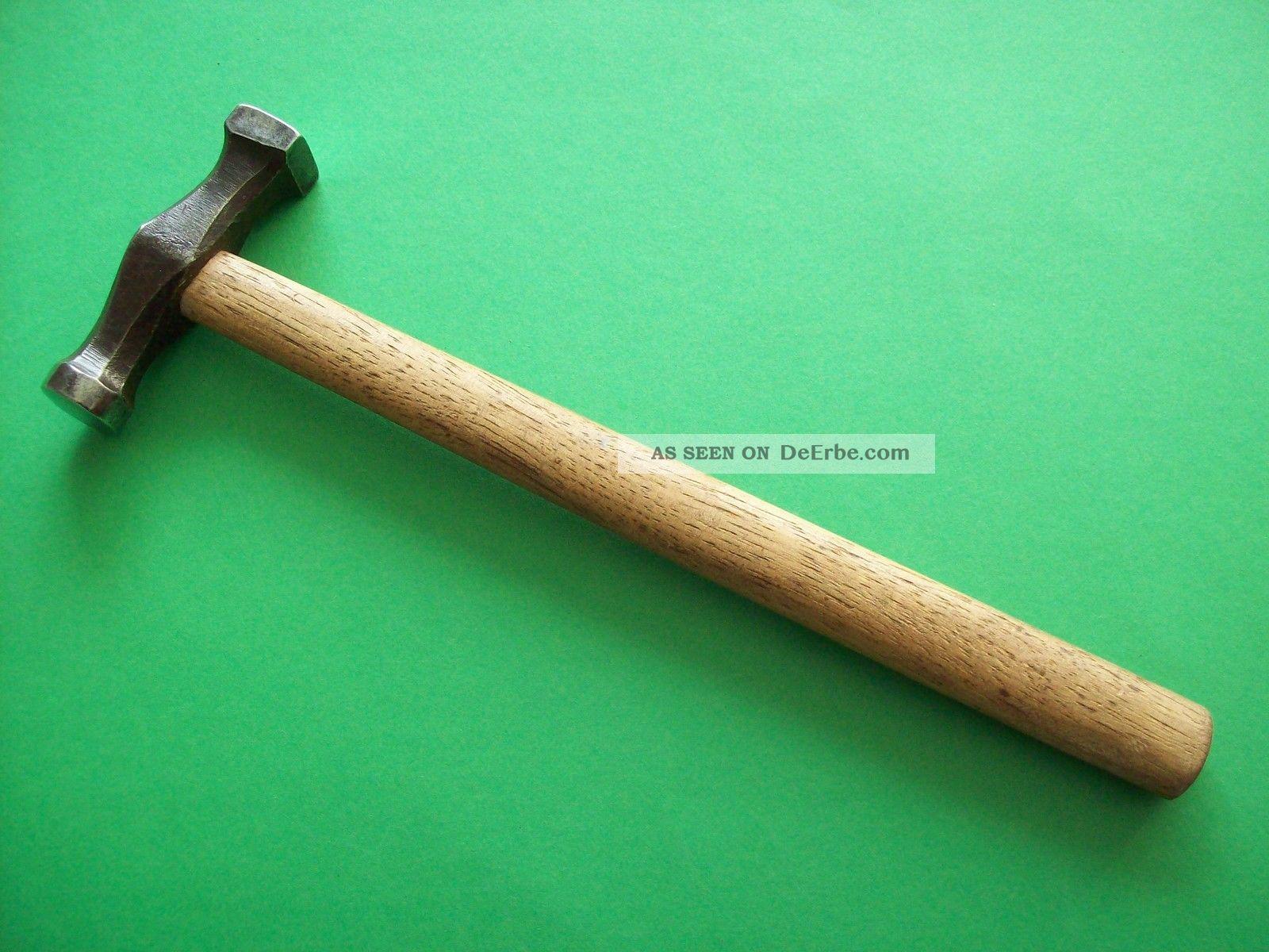 Schlichthammer 300 G Picard - Schmiedehammer Hammer Schmied Schlosser Werkzeug Alte Berufe Bild