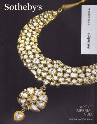 Art Of Imperial India - Altes Indien: Sotheby ' S Katalog London 14,  Results Bild