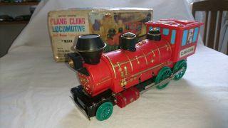 Blech - Und Plastikspielzeug Elektro Us - Dampflokomotive