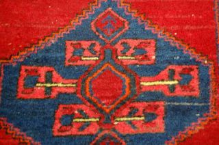 Antiker Malayer Ca: 200x115cm Antique Rug Bild