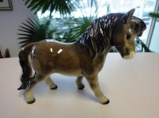 Schönes Goebel Porzellan Pferd,  Seltenes Sammlerobjekt Bild