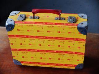 Fotokoffer Kodak Koffer Metall Koffer 80er Kult Kamerakoffer Bordgepäck Bild