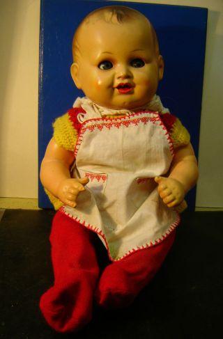 Puppe Von Fs & Co M.  Massearmen Und Celluloidkopf 42cm Groß  (821) Bild
