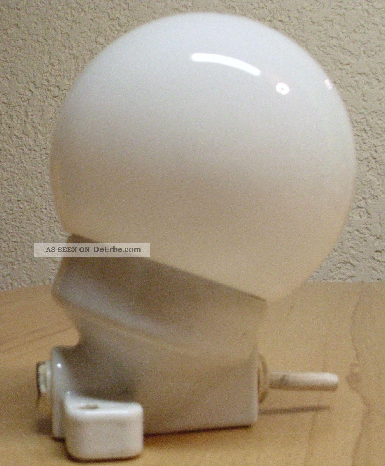 Runde schr g glaskolbenlampe hof lampe stall leuchte for Runde lampe