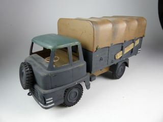 Airfix Bedford Truck / Wehrmacht Beutefahrzeug Umbau - Custom Made Bild