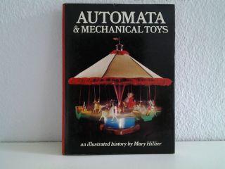 Spielzeugbuch Automata & Mechanical Toys Bild