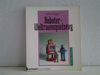 Battenberg Roboter - Weltraumspielzeug Bild