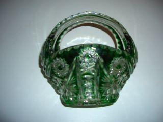 Bleikristall Glasschale Bleikristallschale Bild