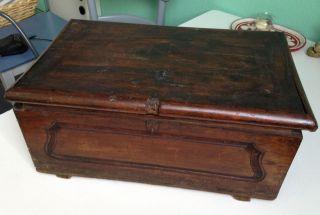 Schatulle,  Kiste,  Truhe 18.  Jhd,  Jh,  1771,  Barock,  Rokoko,  Klassik,  Frankreich Bild