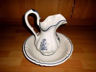 WunderschÖnes Porzellan Waschset Omas Kostbarkeit Aus Nachlass Bild
