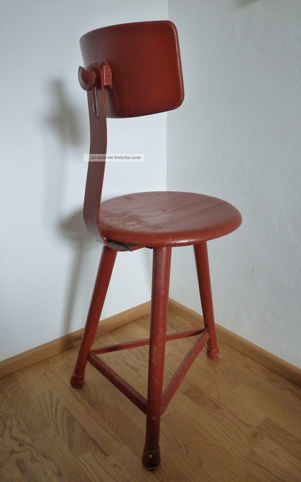 Bauhaus stuhl art deco architektenstuhl werkstattstuhl for Stuhl design epochen
