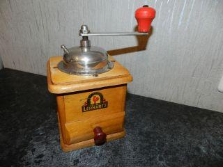 Kaffeemühle Lehnartz Handmühle Deko Bild