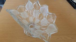 Bleikristall Obstschale,  Glasschale Bild