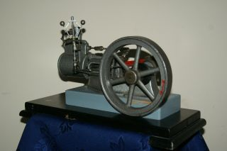Dampfmaschine,  Educational Steam Engine,  Watt Regulator Bild