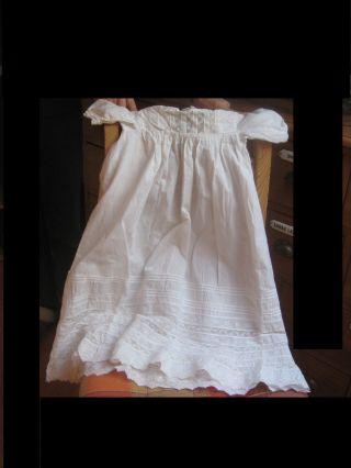 Taufkleid,  Kleinkind,  Englisch,  Viktorianisch, Bild