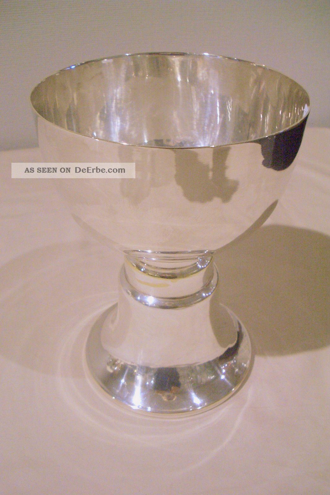 Pokal Ca 20 Cm Hoch 14 Cm Durchmesser Oben Wiskemann