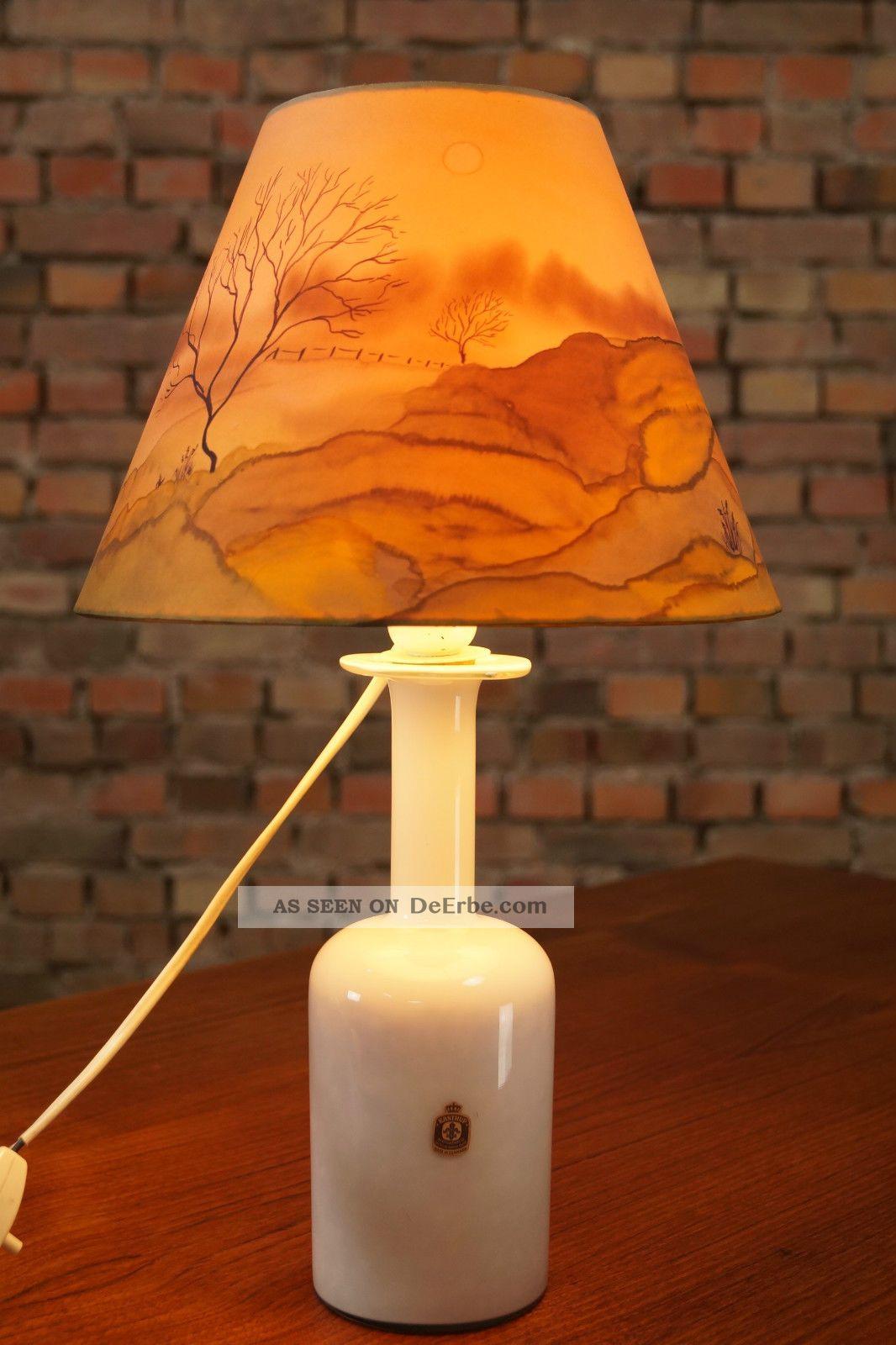 60er Kastrup Stehlampe Gulvase Leuchte Lampe Lamp Vintage Danish