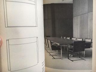 Mies Van Der Rohe - Möbel Und Architektur - Bauhaus Bild