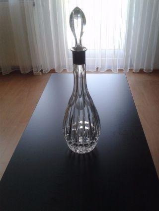 Karaffe Kristallglas Bild