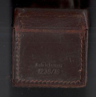 Kamera Zeiss Ikon Ikoflex Leder - Tasche Bild
