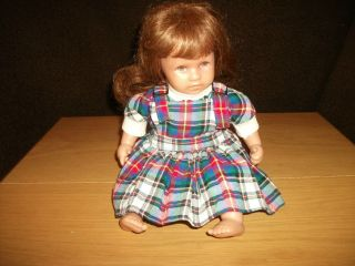 Käthe Kruse - Puppe - Mein Glück Ca.  30cm Groß Bild