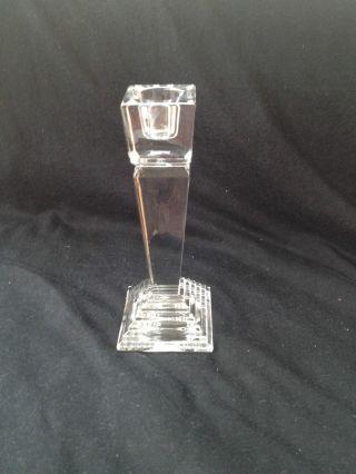 Kerzenleuchter Kerzenständer - Nachtmann - 24 Bleikristall Zeitlos Schön 16cm H Bild