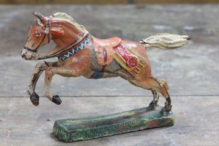 Elastolin Indianerpferd - Dachbodenfund Bild