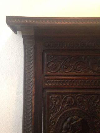 Seltenes Wandbild Wanddeko Holz Bild