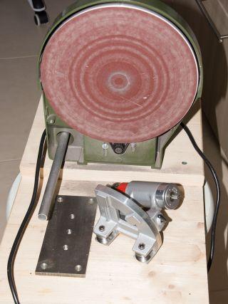 Lapidiermaschine Bild