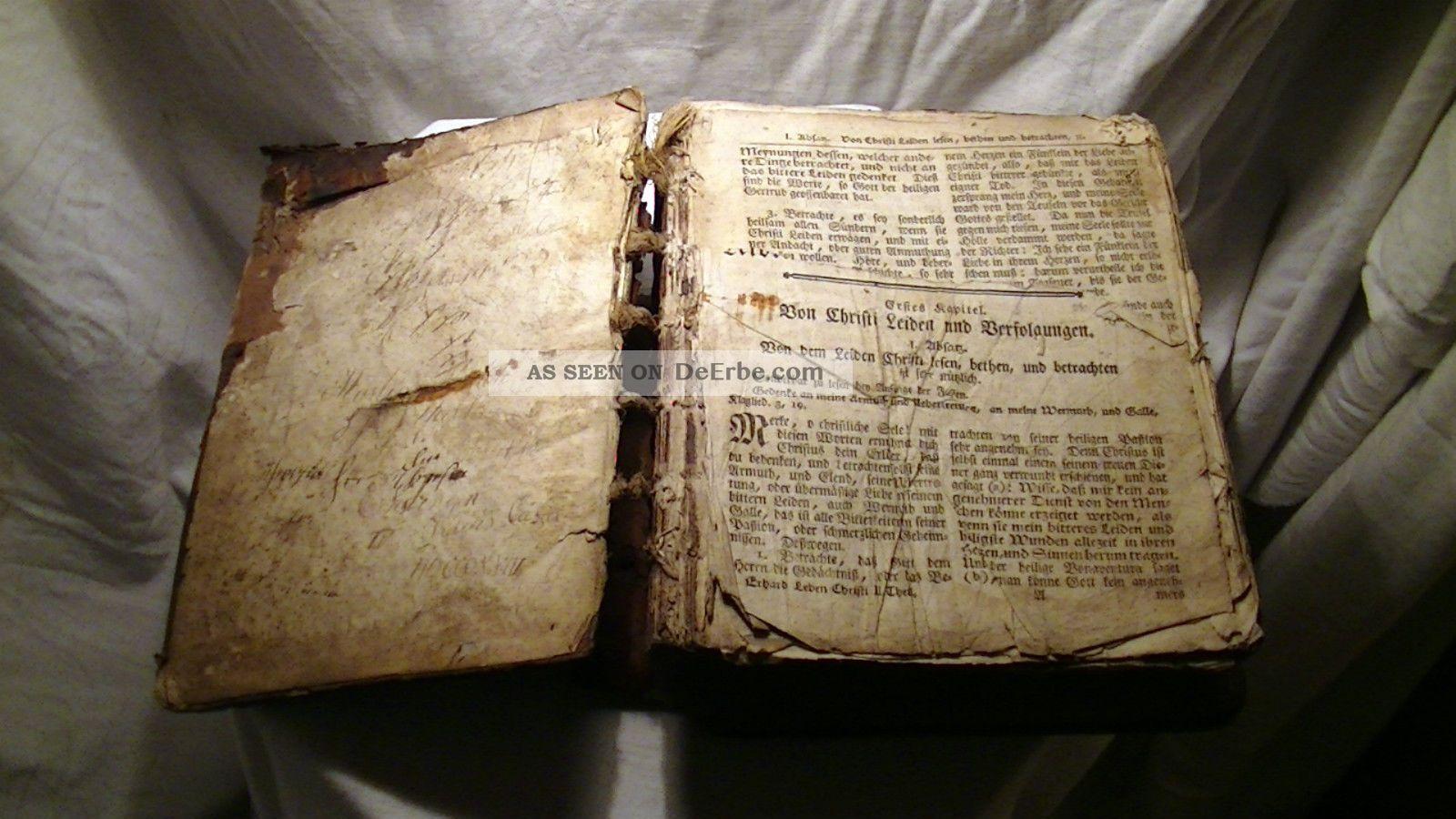 Alte Bibeln