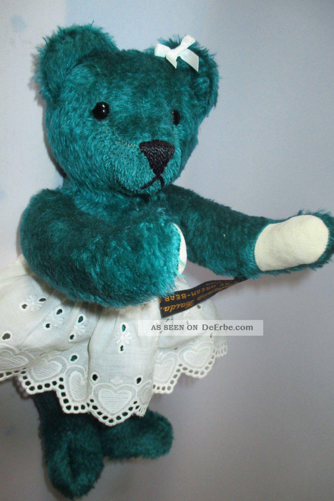 Dream Bär Von Haida 1996 Mohair,  Holzwolle,  Brummstimme Stofftiere & Teddybären Bild