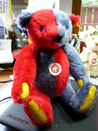 Steiff Teddy 003530 Harlekin Bild