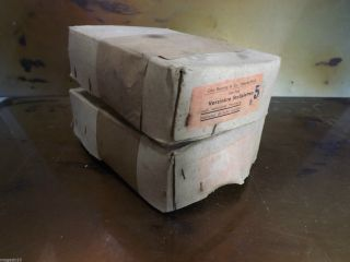 Stoßplatten,  Verzinkt - Nr.  5 & 6 Für Den Schusterbetrieb - Von Ca.  1920 - 30 5 Kg Bild