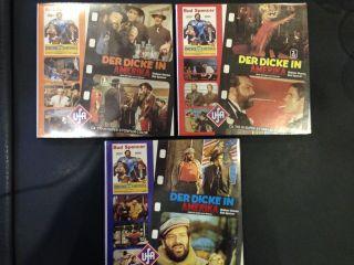 8 Color Ton Film / Der Dicke In Amerika Mit Bud Spencer / Teil 1 - 3 Bild