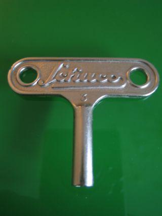 Schuco Nr.  3 Schlüssel Aufziehschlüssel Uhrwerksschlüssel Top Bild