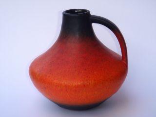 Carstens Atelier 200 Vase Gerda Heuckeroth - Mid Century West German Pottery Bild